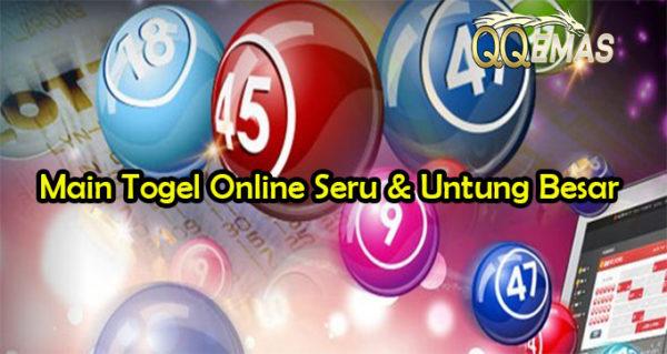 Main Togel Online Seru & Untung Besar